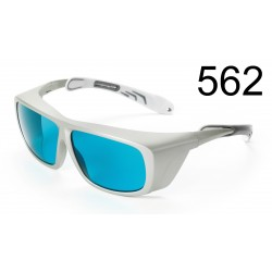 Laser Safety Goggle, 645-1525/2800-3300 nm with glass filter