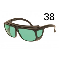 Laser safety goggle, 180-532 nm