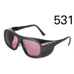 Laser Safety Goggle, 593-875 nm polycarbonate