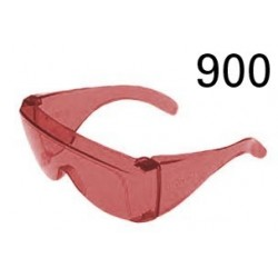 Laser adjustment goggle 630-660 nm, up to 1 W