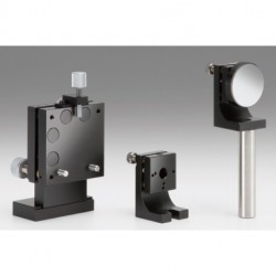 Small Kinematic Mirror Holders, D: 25 or lessmm