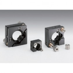 Kinematic Center Mirror Mount, D: 25.4mm