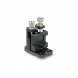 Vertical Control Small Mirror holder (Base Type), D: 12.7mm