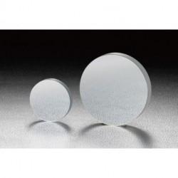 Aluminium Mirror (Circle), D: 25 mm, t: 5 mm, Al+MgF2, S-D: 40-20, Lambda/10