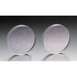 Paraboloid Mirrors, D: 25.4 mm, t: 6 mm, Dielctric, S-D: 10-5, Lambda/10