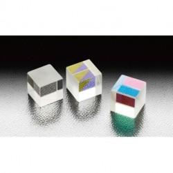 1550 nm, A-B-C: 15 mm, LIDT: 0,3 J/cm², Non-polarizing Cube Half Mirrors