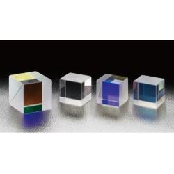 Hybrid Cube Half Mirrors, 400 - 700 nm, A-B-C: 10 mm, LIDT: 0,3 J/cm²