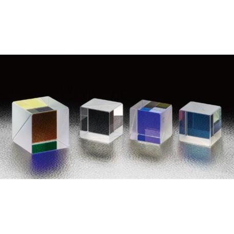 Hybrid Cube Half Mirrors, 400 - 700 nm, A-B-C: 15 mm, LIDT: 0,3 J/cm²