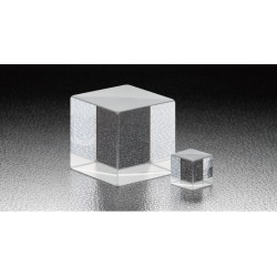 400 - 700 nm, A-B-C: 30 mm, LIDT: 0,3 J/cm², Chromium Cube Half Mirrors