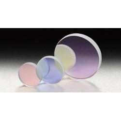 250 - 700 nm, D: 25.4 mm, LIDT: 0.5 J/cm², Ultra Broadband Dieletric Half Mirrors