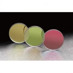 193 nm, D: 30 mm, LIDT: 1 J/cm², Laser Line Plate Half Mirrors