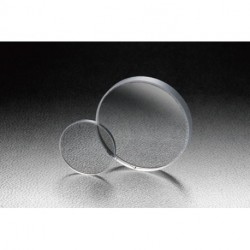 Chromium Plate Half Mirrors, D: 25.4 mm, 400 - 700 nm, LIDT: 0,25 J/cm²