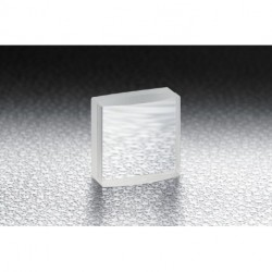 Achromatic cylindrical lens, D: 15x15 mm, f: 25 mm, N-SF5, BK7