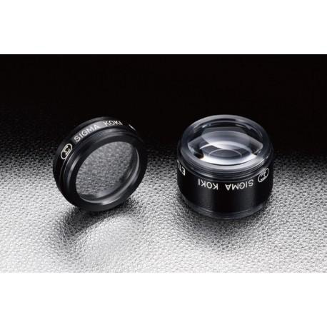 Excimer Laser Focusing Lens, f: 100.4 mm, SiO2