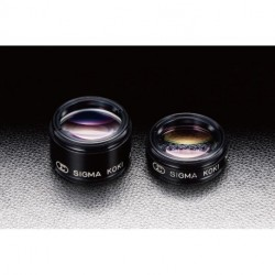 Visible Spectrum Achromat, f: 40.2 mm, Crown glass