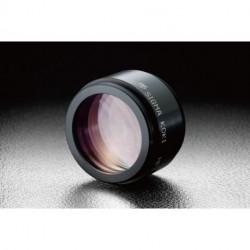 Focusing Lenses for Fiber Laser, D: 36 mm, f: 80 mm, SiO2