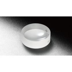 BK7, D: Ø25.4mm, t: 5.4 mm, S-D: 20-10, Uncoated, r: 50 mm, Concave