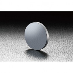 Silicon Single Crystal, D: Ø30mm, t: 3 mm, S-D: 40-20, Uncoated