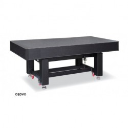Table, 1,200x900 mm, t: 100 mm, 190 kg