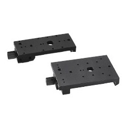 Carriers for Large Optical Rails, 40 mm, M4