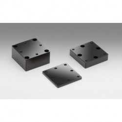 Aluminium Spacer, 40x40 mm, t: 1 mm