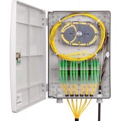 URM SL 12C-M distribution box