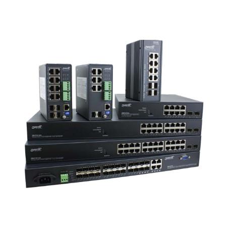 Transition Industrie Netzwerk-Switche