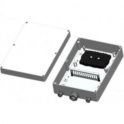 Wall splice box IP66 24 x LWL