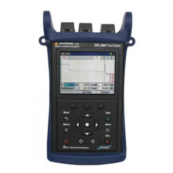 FTTx-Handheld-SM-OTDR 1310/1490/1550 nm