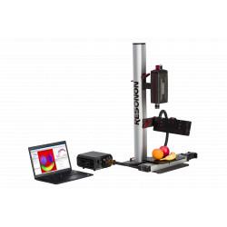 Hyperspectral Imaging System - Benchtop Reflection Setup